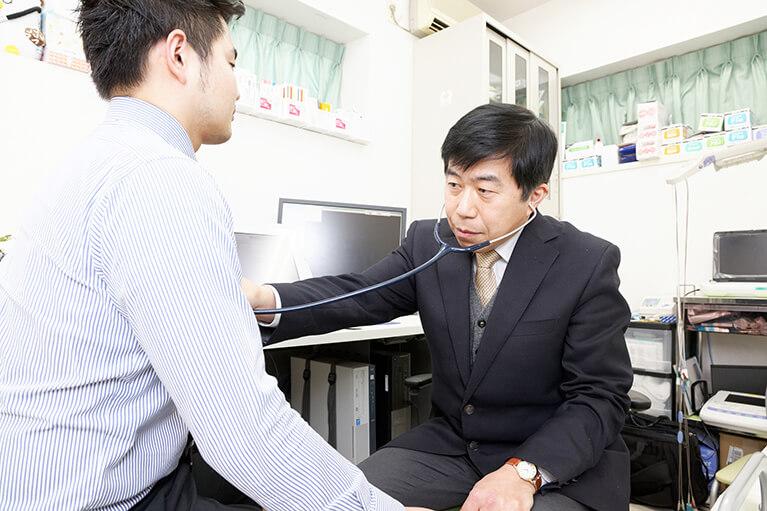 生活習慣病や体質によって起こる慢性病