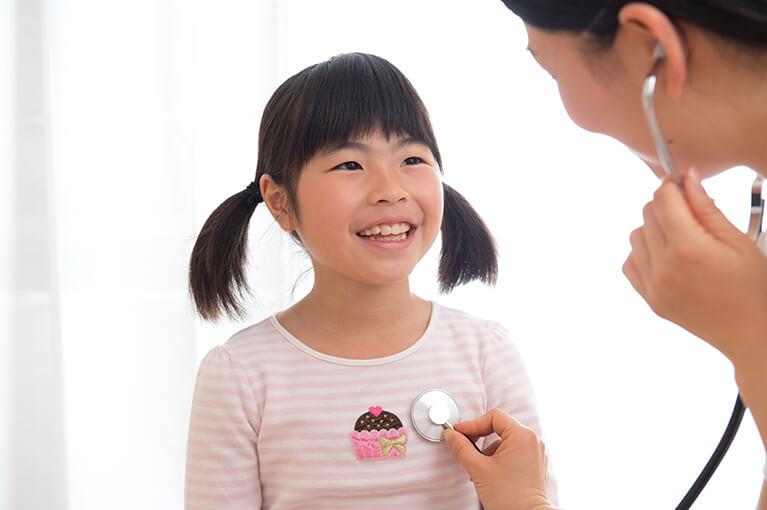 予防接種の副反応について
